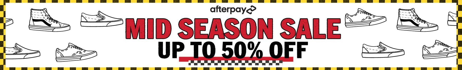 June Sale -Up to 50% Off Selected Styles